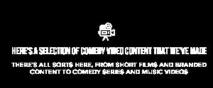 COMEDY-CONTENT2 Bespoke Comedy Entertainment