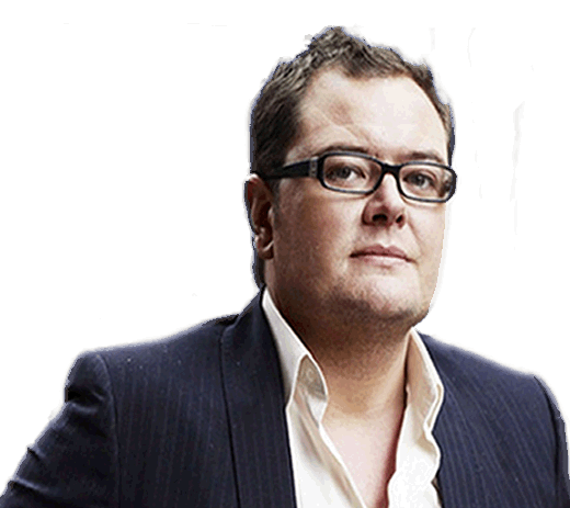 Hire Alan Carr Bespoke Comedy Entertainment