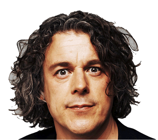 Hire Alan Davies Bespoke Comedy Entertainment