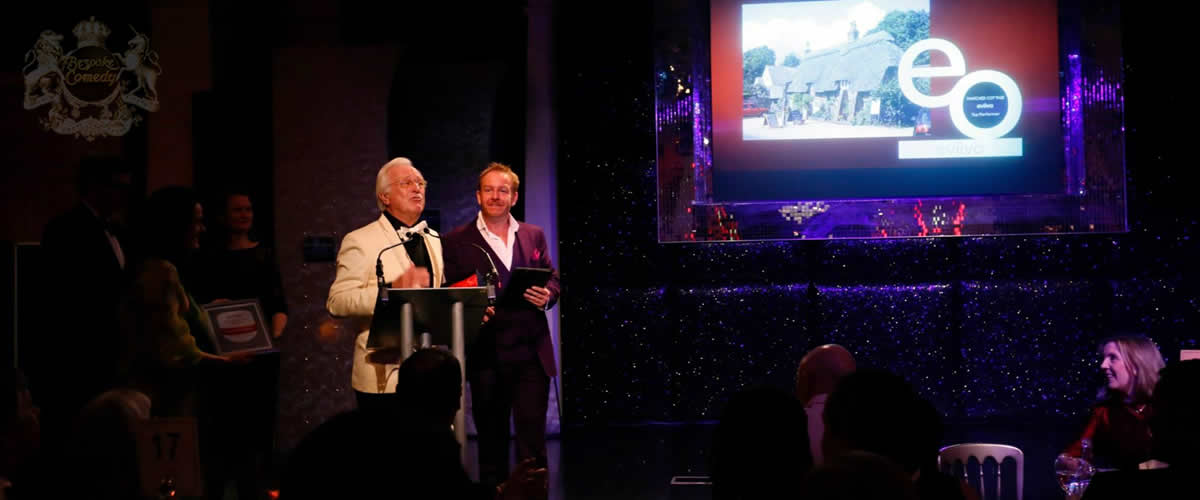 Hire Awards Hosts Bespoke Comedy Entertainment