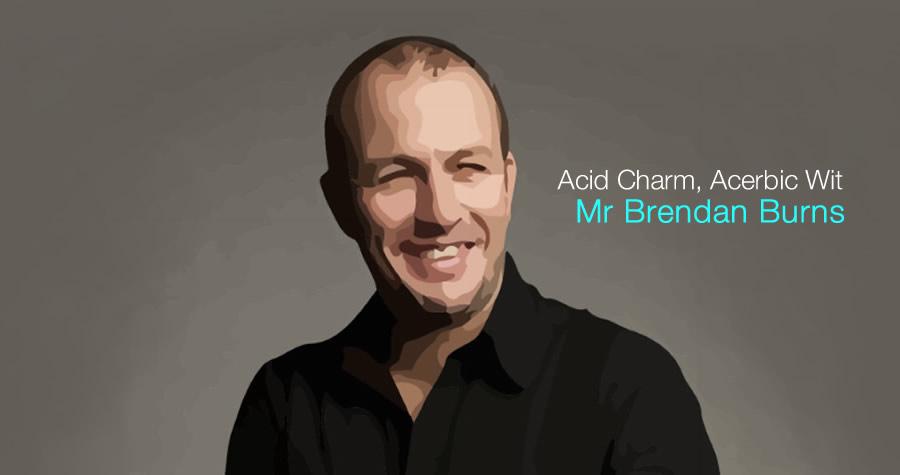 Hire Brendan Burns Bespoke Comedy Entertainment