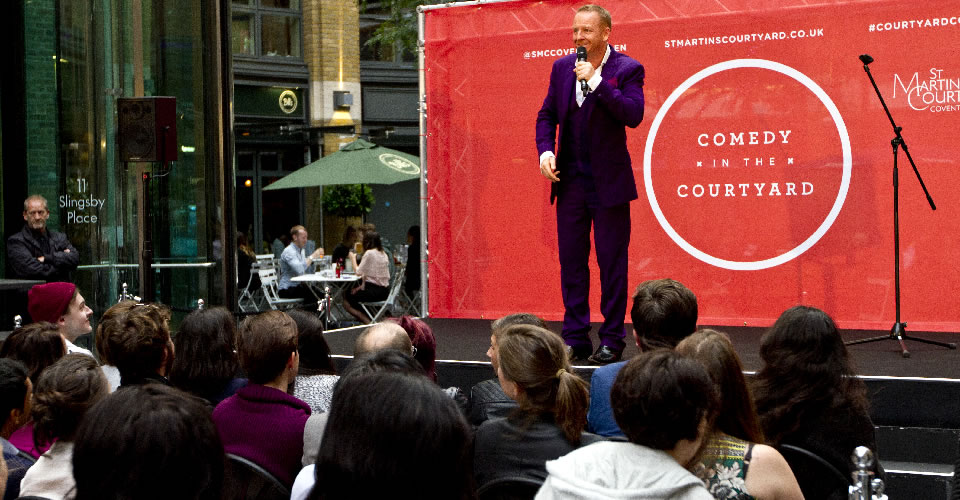 Personalised Comedy Show Bespoke Comedy Entertainment