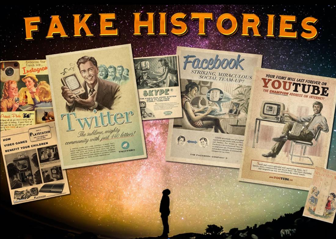 Fake Histories Bespoke Comedy Entertainment