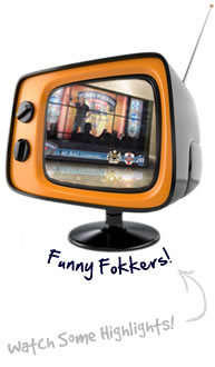 Funny Fokkers - National Comedy Tour for the RAF Bespoke Comedy Entertainment