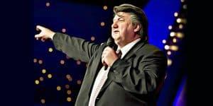 hire-bob-mills-comedian Bespoke Comedy Entertainment