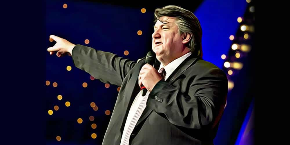 Hire Bob Mills Bespoke Comedy Entertainment