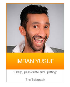 hire-imran-yusuf Bespoke Comedy Entertainment