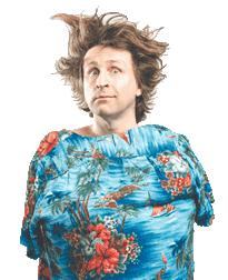 hire milton jones Bespoke Comedy Entertainment