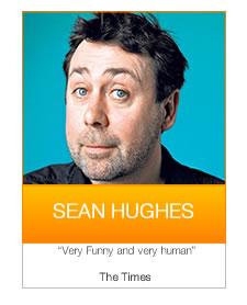 hire-sean-hughes Bespoke Comedy Entertainment