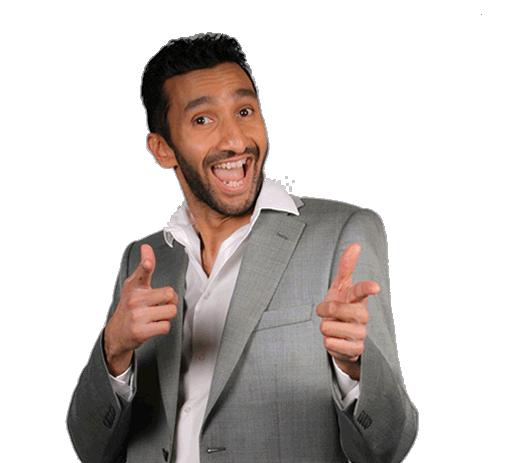 Hire Imran Yusuf Bespoke Comedy Entertainment