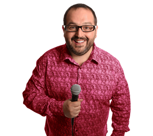 Hire Justin Moorhouse Bespoke Comedy Entertainment
