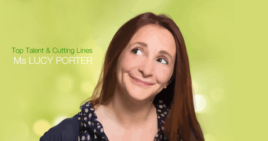Hire Lucy Porter Bespoke Comedy Entertainment