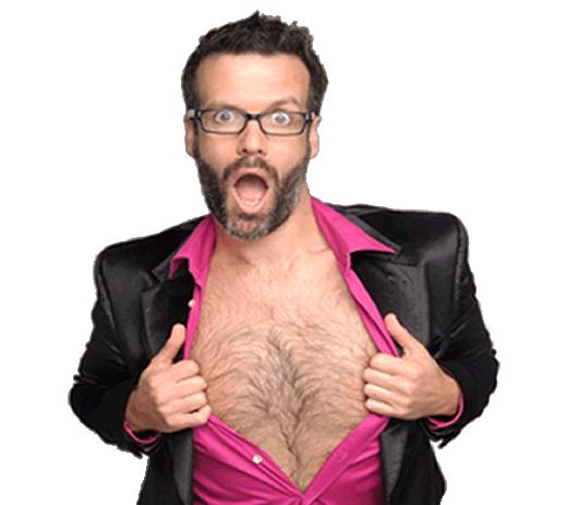 Hire Marcus Brigstocke Bespoke Comedy Entertainment