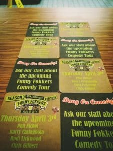 milgal13 Bespoke Comedy Entertainment