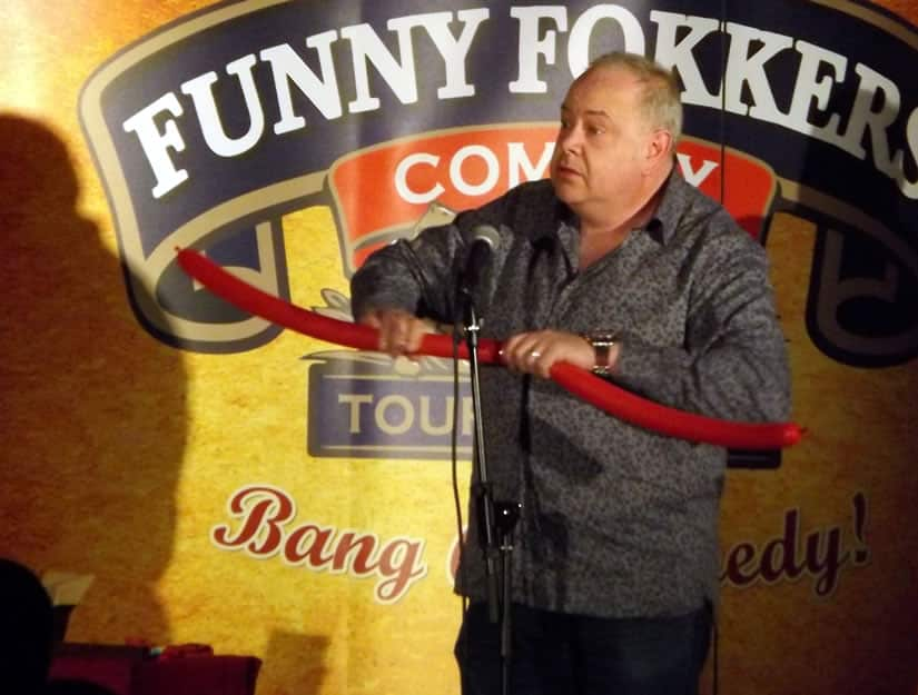 Military Comedy Shows Bespoke Comedy Entertainment