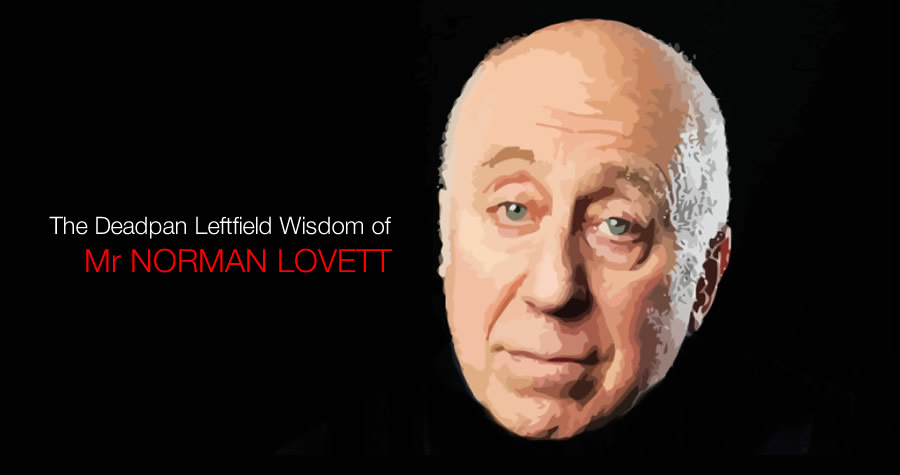 Hire Norman Lovett Bespoke Comedy Entertainment
