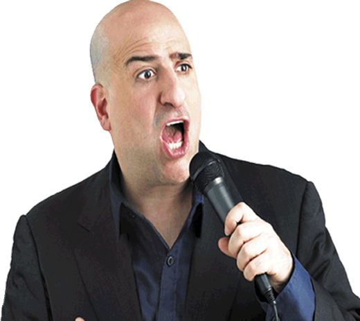 Hire Omid Djalili Bespoke Comedy Entertainment