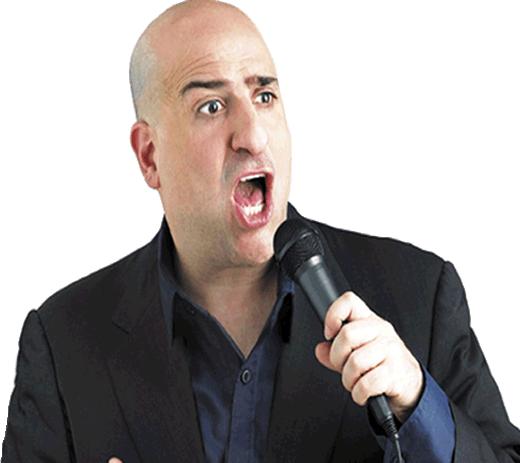 Hire Omid Djalili Bespoke Comedy Entertainment