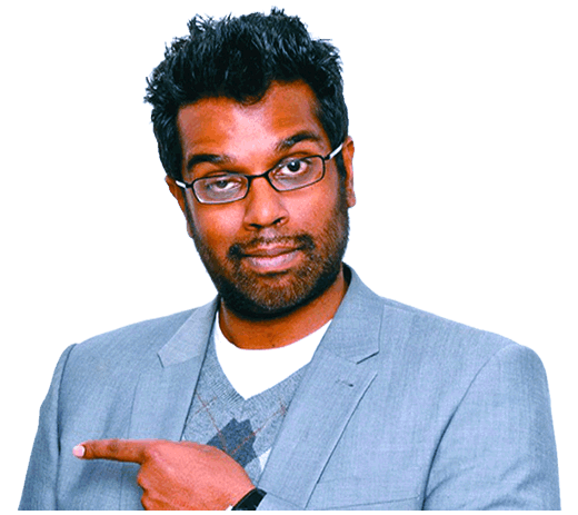 Hire Romesh Ranganathan Bespoke Comedy Entertainment