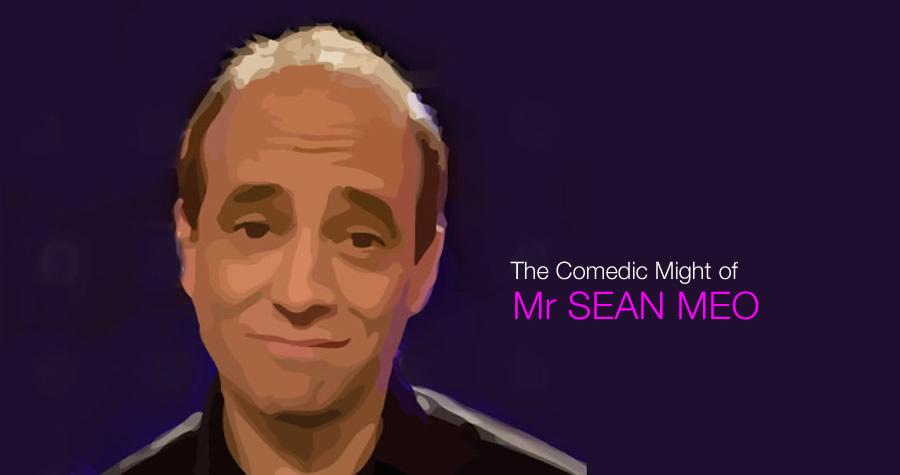 Hire Sean Meo Bespoke Comedy Entertainment